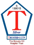TRUSTED CCTV Silver Operational Standard Compliance Mark